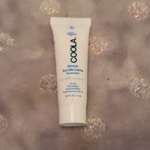 Other - 5/$15 Coola Sunscreen